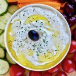 Tzatziki Recipe #tzatziki #dip #recipe #Greek #appetizer #yogurt