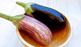 Greek eggplants