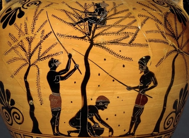 Food and diet ancient greece vs modern greece for Art culture and cuisine ancient and medieval gastronomy