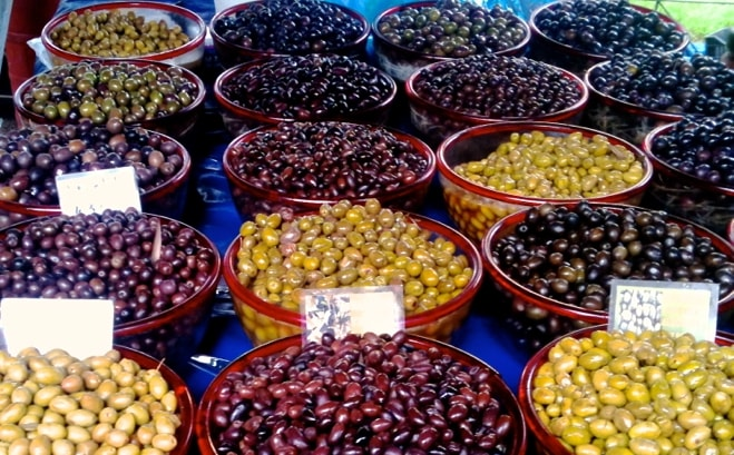 Traditional Greek Foods May Be Eligible for Over 1000 Nutrition Claims in Europe | Olive Tomato