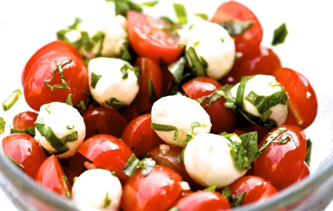 Following the Mediterranean Diet May Lead to Less Body Fat