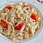 Greek Pasta hilopites