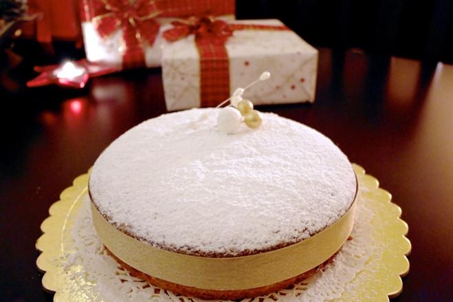 Vasilopita Greek Lucky New Year's Cake