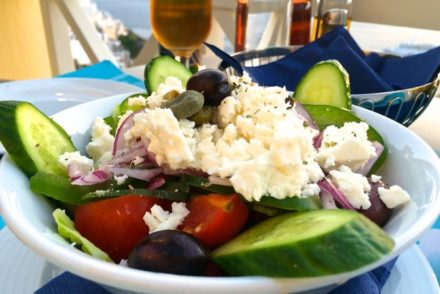 Greek Santorini Salad