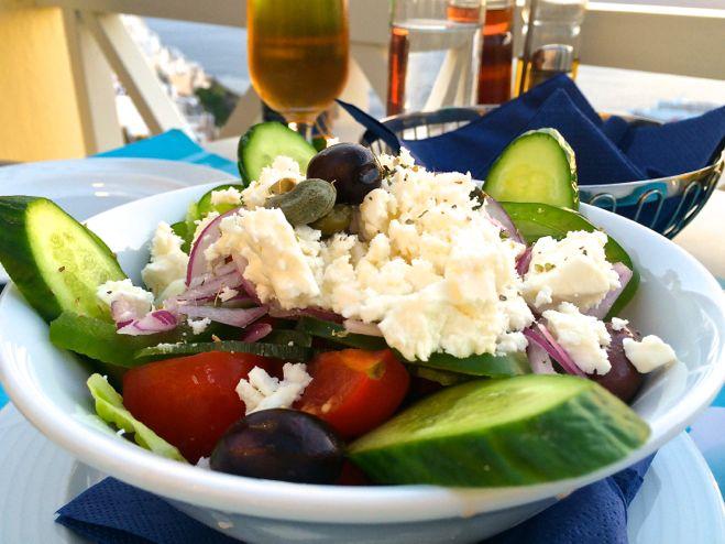 Greek Santorini Salad