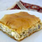 Greek Onion Pie