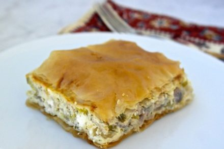 Greek Onion Pie