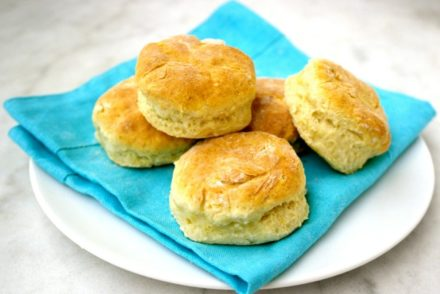 Olive Oil Southern Biscuits