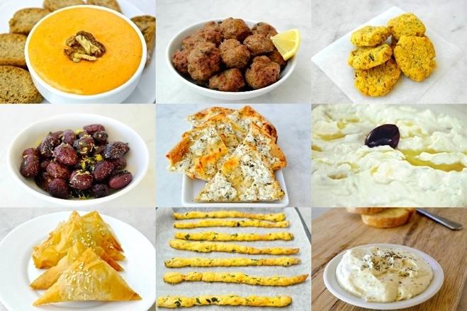 Top 9 Greek Mediterranean Appetizers To Make Now