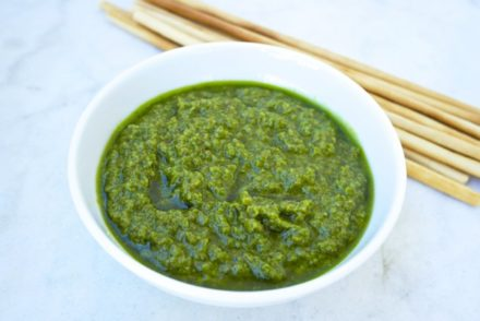 parsley dip pesto Greek