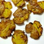 Smashed Roasted Potatoes