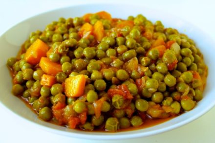 Greek peas
