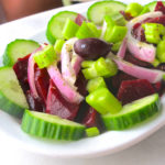 beet salad greek