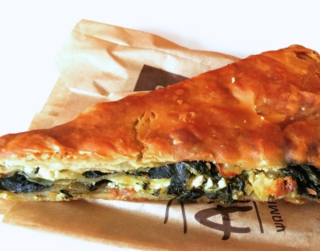 spinach pie Greek