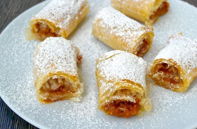 Greek Sweet Pumkin Pie