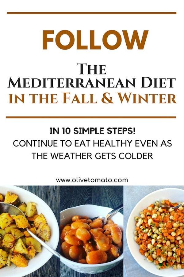 Mediterranean Diet in the fall