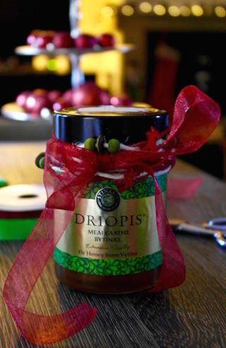 Greek food gift
