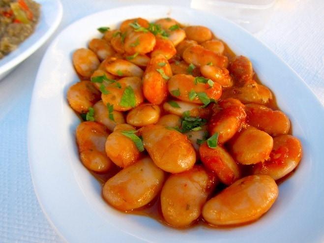 Gigantes Beans Greek