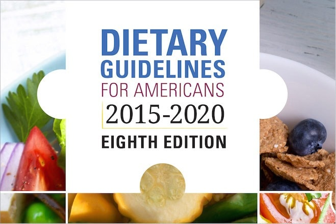 Dietary Guidelines For Americans Reinventing The Wheel And Politics