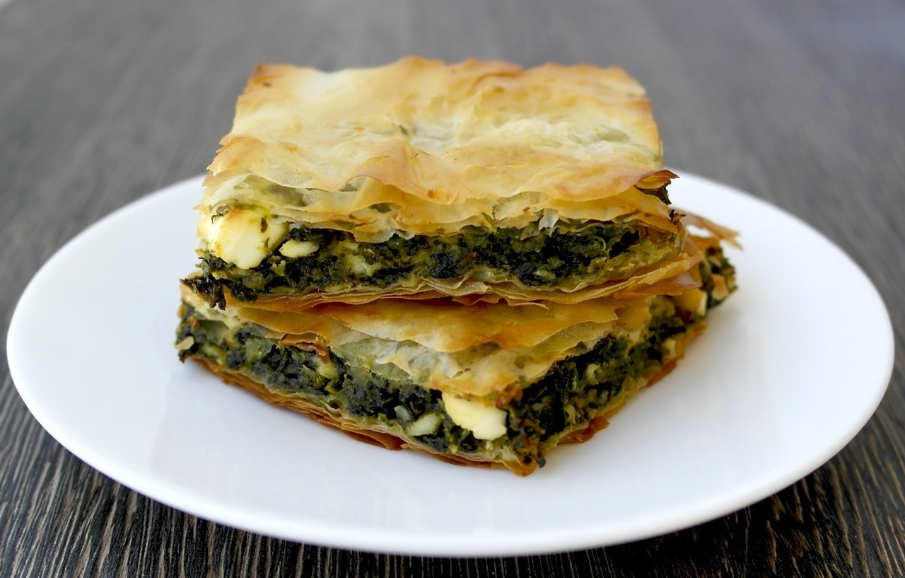 images How to Make Spinach Pie