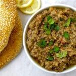 Lentil and Tahini Dip