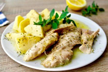 One-Pot Greek Lemon Chicken