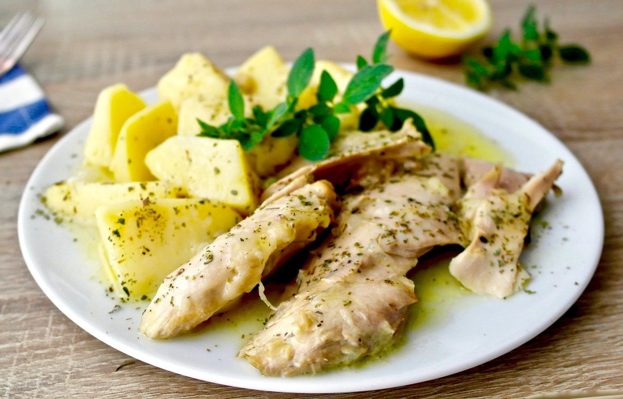 One-Pot Greek Lemon Chicken