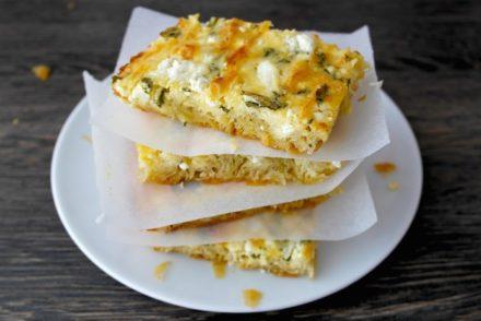 Quick and Easy Greek Cheese Pie - Tiropita