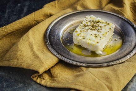 feta olive oil