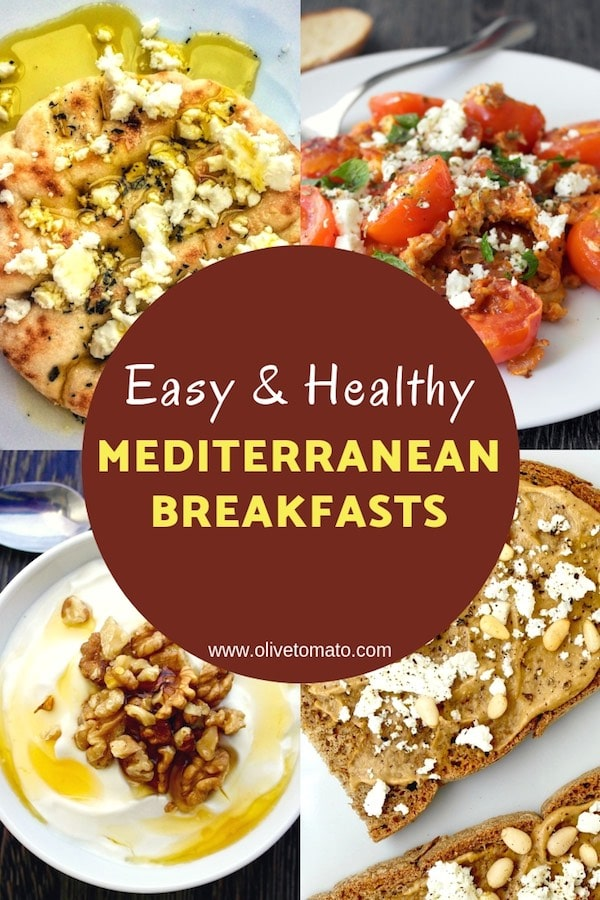 Mediterranean Breakfasts