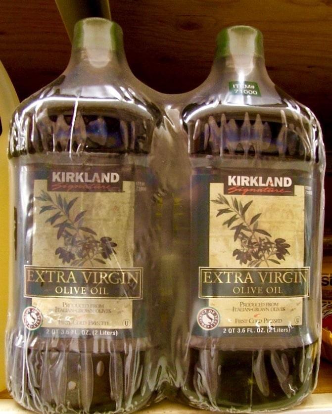 kirkland olive oil