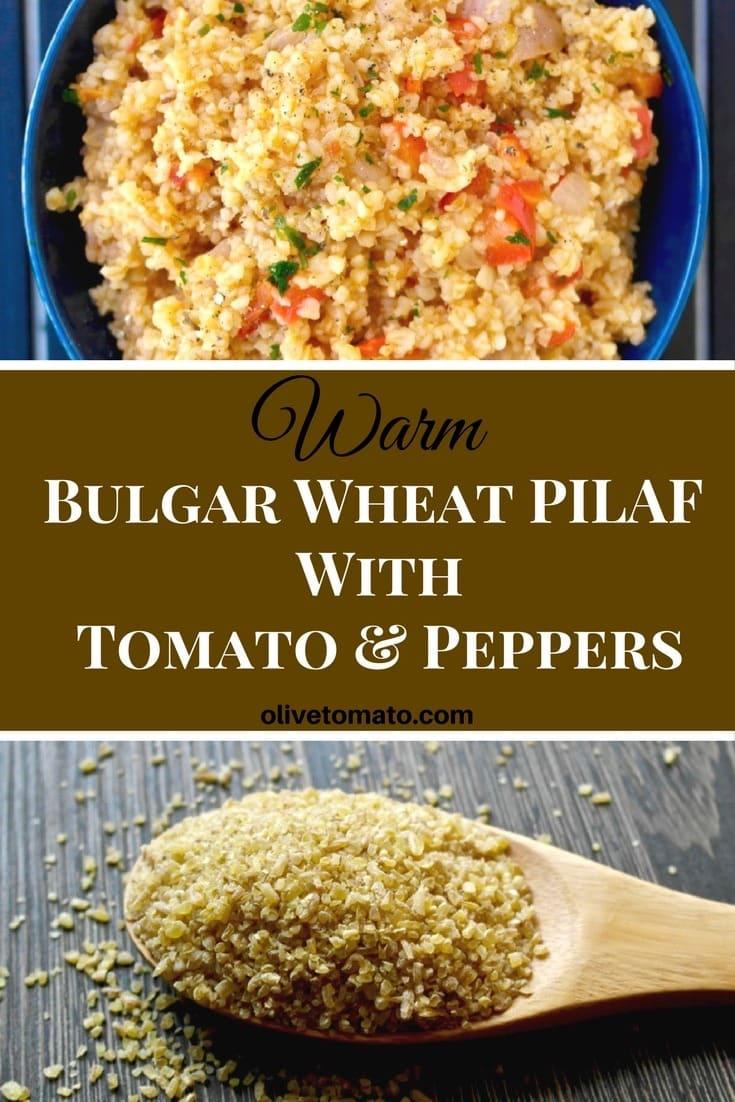 Bulgur Wheat Recipe