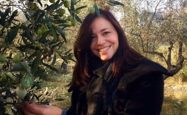 Elena Paravantes olive oil