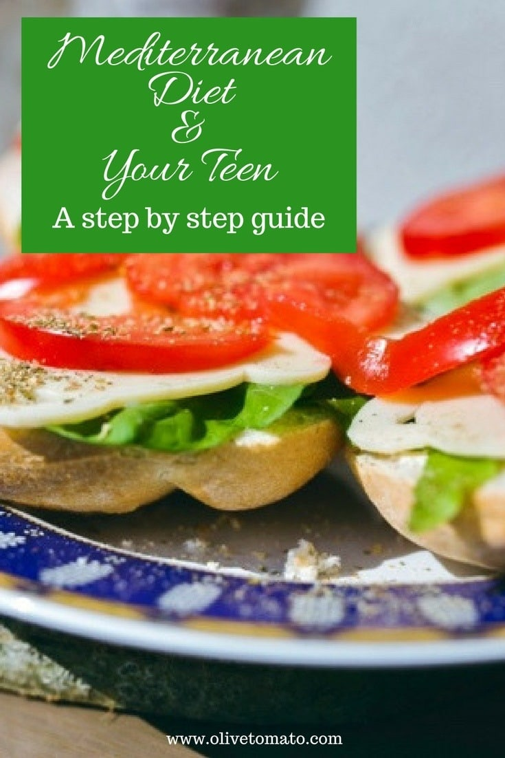 The Mediterranean Diet And Your Teen