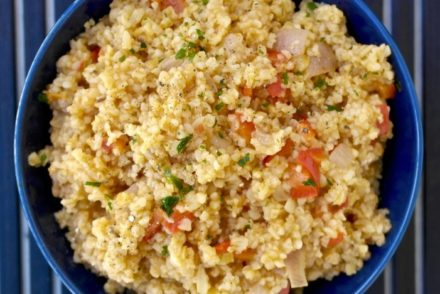 bulgur wheat recipe