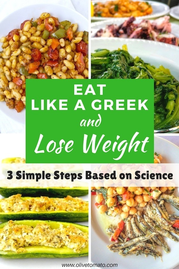 Lose weight Greek diet