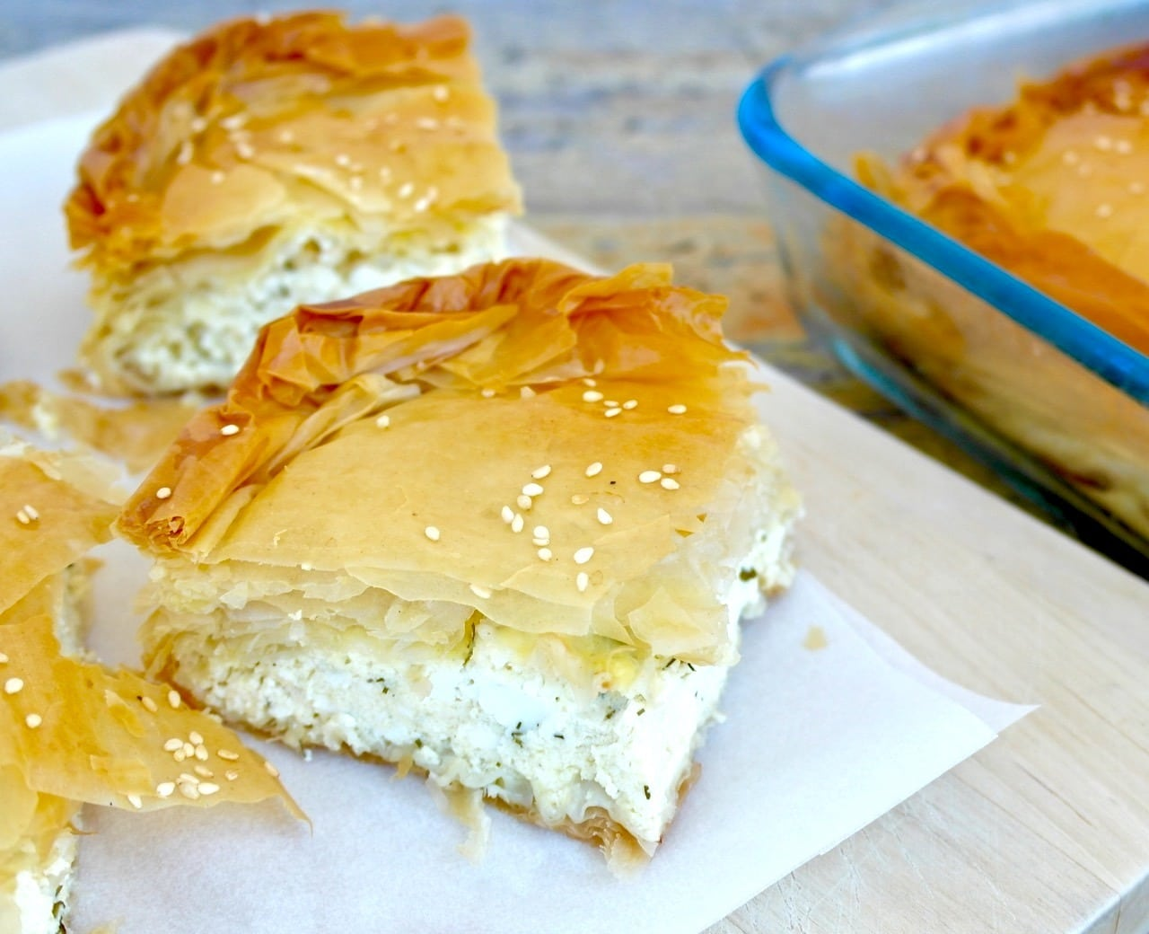 Greek Feta Cheese Pie