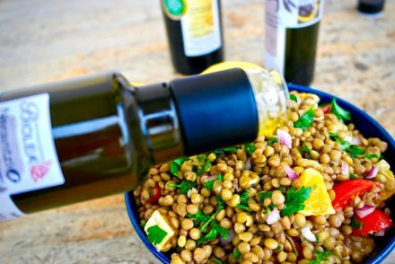 Greek lentil