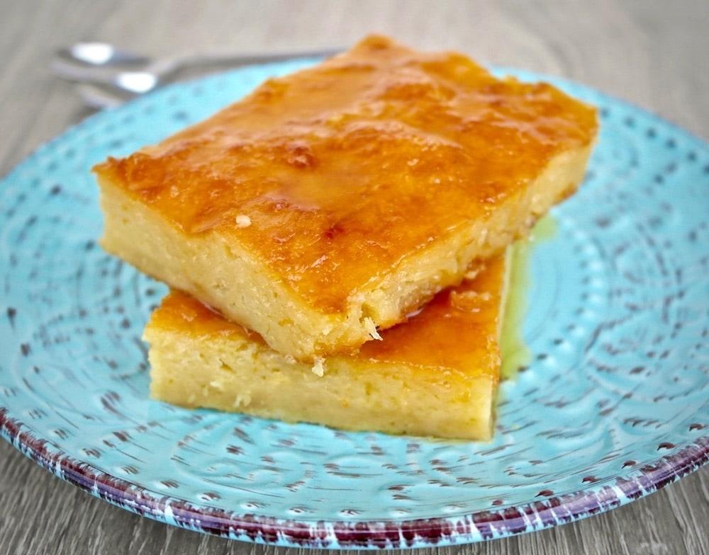 Juicy Greek Orange Cake Portokalopita