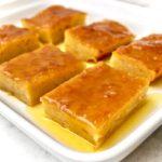 Greek Orange Cake portokalopita