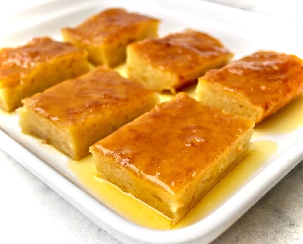 Juicy Greek Orange Olive Oil Cake – Portokalopita