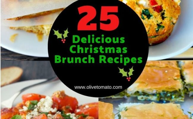 Christmas Brunch Recipes Healthy