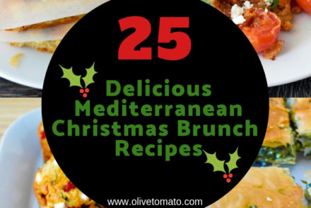 Mediterranean brunch recipes