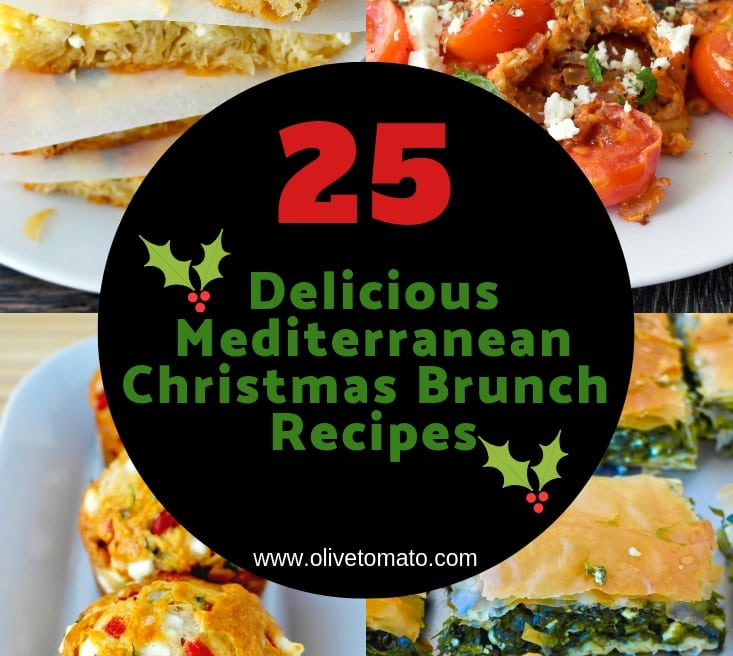 Christmas Brunch Recipes.25 Delicious Mediterranean Christmas Brunch Recipes Olive