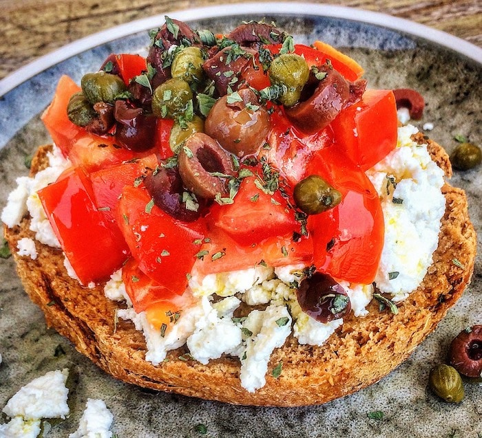 The Mediterranean Diet On A Budget 12 Tips That Will Save You Money Olive Tomato