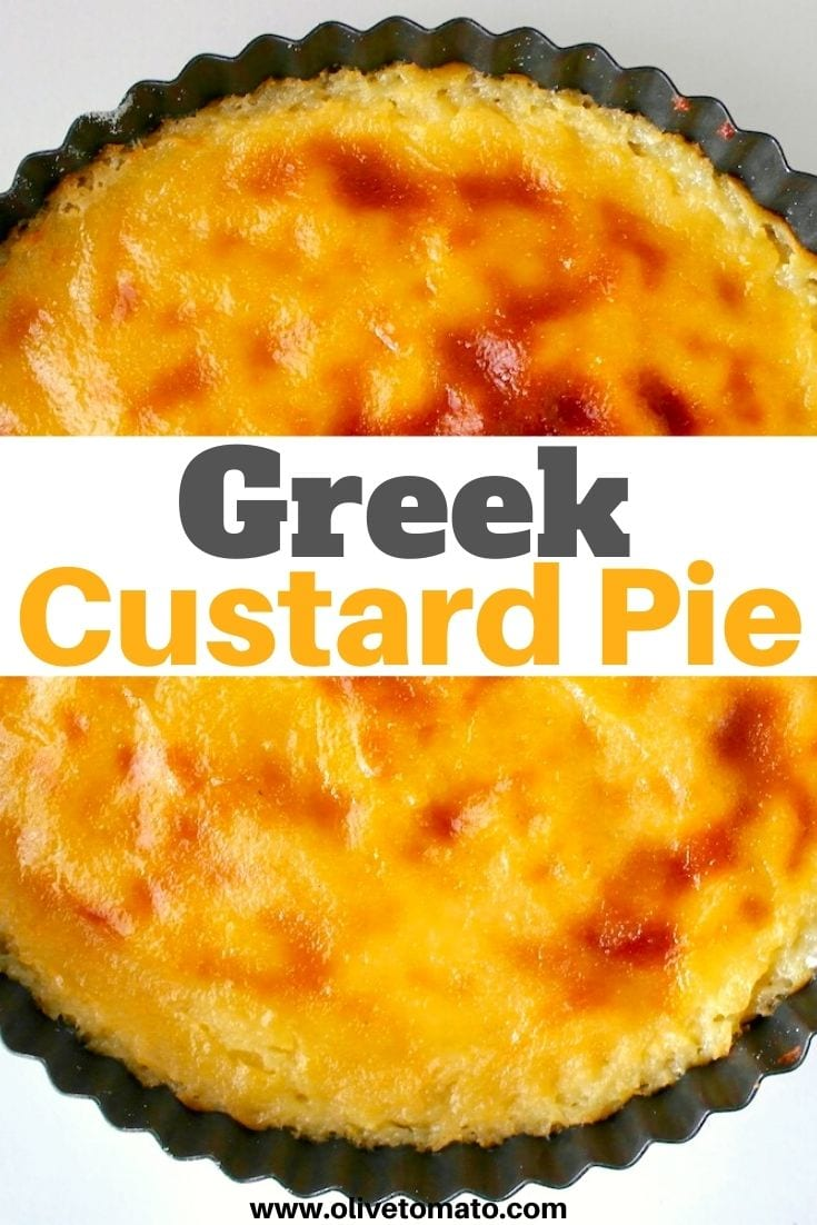 Easy Custard Pie #Pie #easy #custard #crustless
