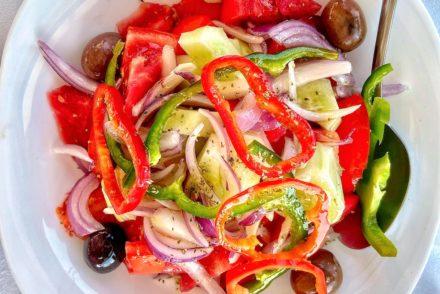 Mediterranean diet study