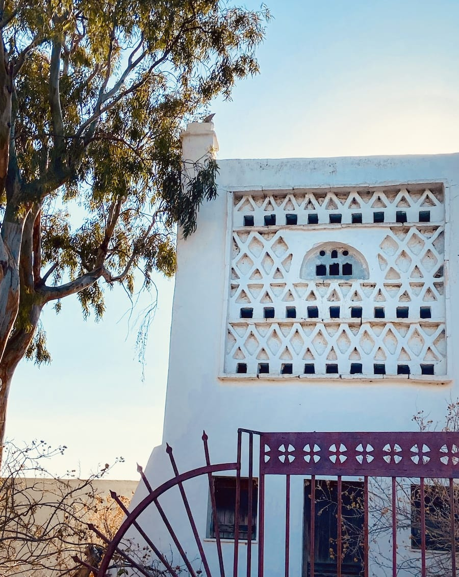 Dovecote in Tinos island