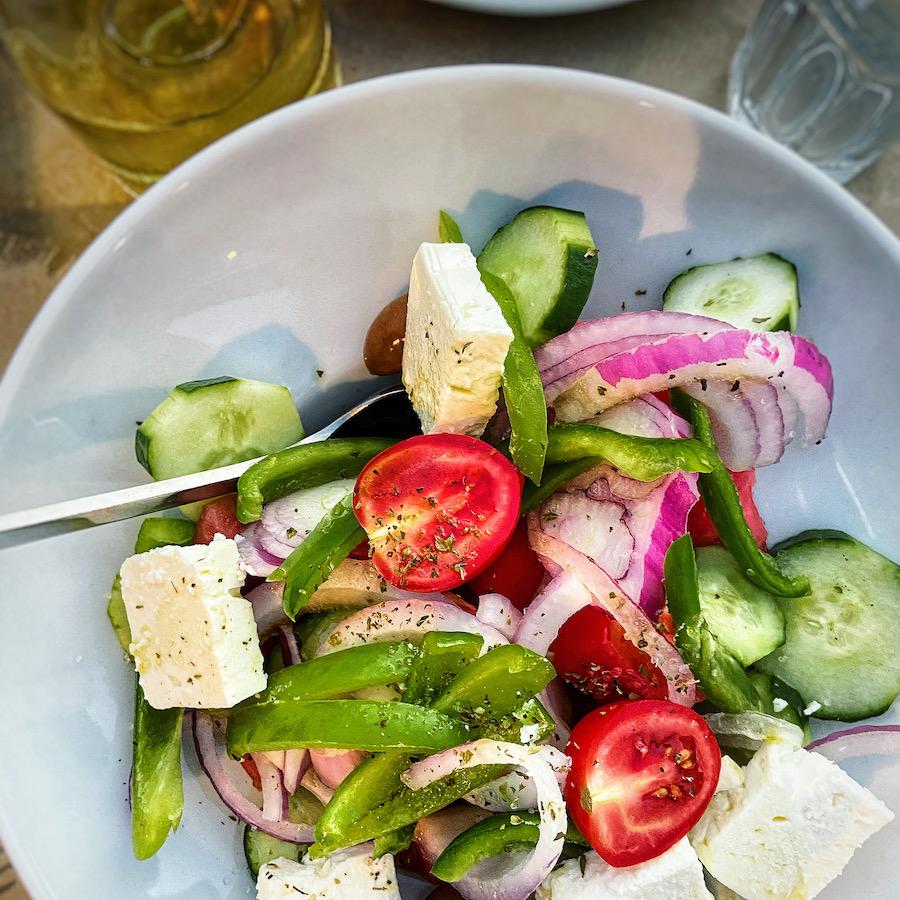 MEDITERRANEAN DIET FOOD LIST AND 7-DAY MENU PLAN